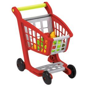 Ecoiffier - Koszyk z Supermarketu 1225