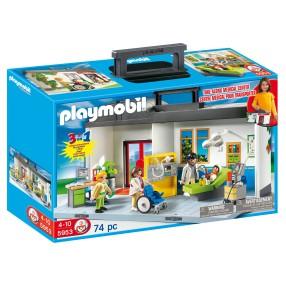 Playmobil - Przenośny szpital 5953