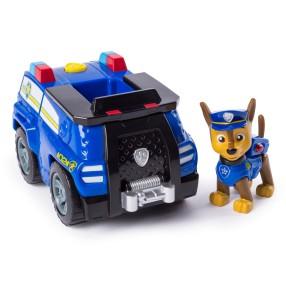 Psi Patrol - Pojazd transformujący z figurką Chase 20101571