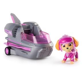 Psi Patrol - Pojazd transformujący z figurką Skye Odrzutowiec 20093765