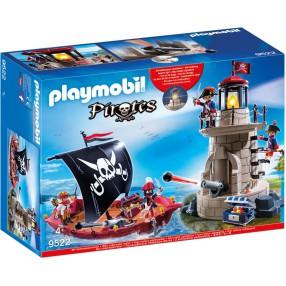 Playmobil - Zestaw Piraci 9522