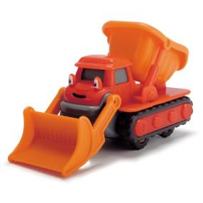 Dickie Bob Budowniczy - Pojazd pociągnij i jedź spychacz Muck 3133008 A