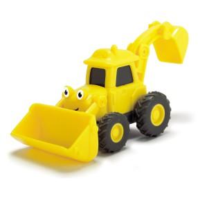 Dickie Bob Budowniczy - Pojazd pociągnij i jedź koparka Scoop 3133008 B
