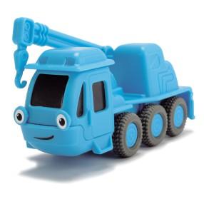 Dickie Bob Budowniczy - Pojazd pociągnij i jedź dźwig Lofty 3133008 C