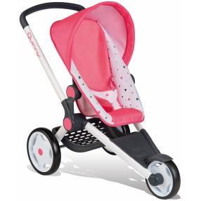 Smoby Maxi-Cosi Quinny - Wózek Spacerówka Jogger dla lalki Model 2018 255098