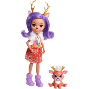 EnchanTimals - Lalka Danessa Deer i Sprint FNH23