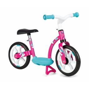Smoby - Rowerek biegowy Różowy 770123