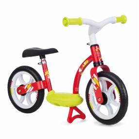 Smoby - Rowerek biegowy Czerwony 770122