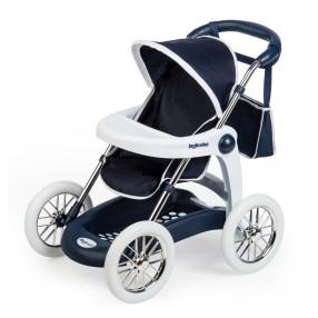 Smoby Inglesina - Wózek Spacerówka dla lalki Maxi granatowa 250381