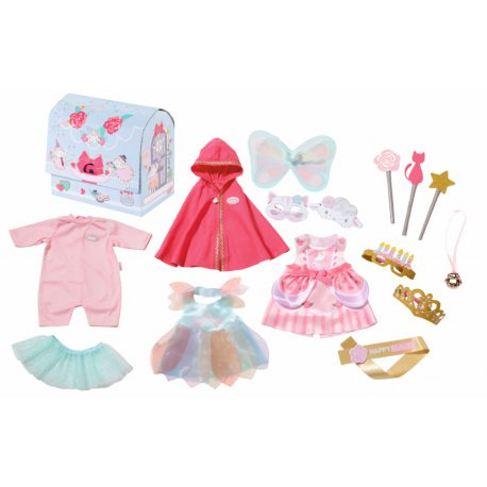 """Baby Annabell - Ubranka """"Mój wyjątkowy dzień"""" dla lalki 700693"""