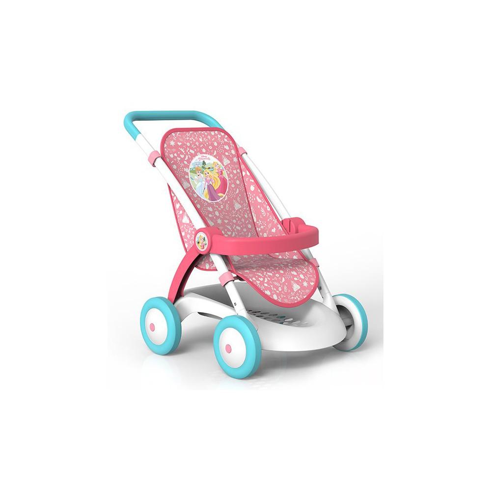 Smoby Księżniczki Disneya - Wózek Spacerówka dla lalki 254002