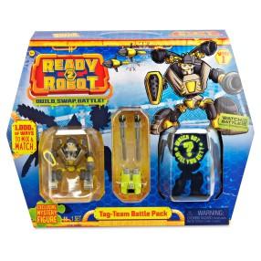 Ready2Robot - Pakiet bitewny Tag-Team 553885