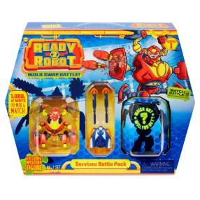 Ready2Robot - Pakiet bitewny Survivor 553892