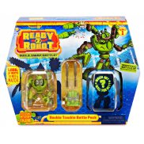 Ready2Robot - Pakiet bitewny Double Trouble 553908