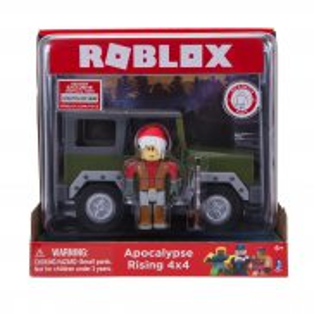 Roblox - Figurka i pojazd Apocalypse Rising 4x4 10771