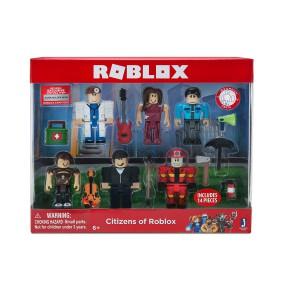 Roblox - 6 Figurek Obywatele Roblox RBL10732