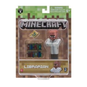 Minecraft - Figurka Bibliotekarz 16496