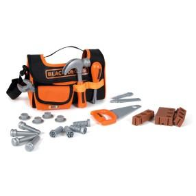 Smoby - Black & Decker Torba z narzędziami 360142