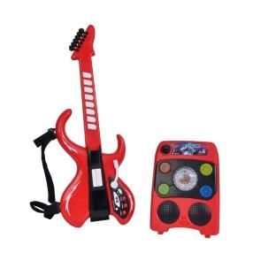 Simba - Gitara Disco z wzmacniaczem Światło Dźwięk 6834251