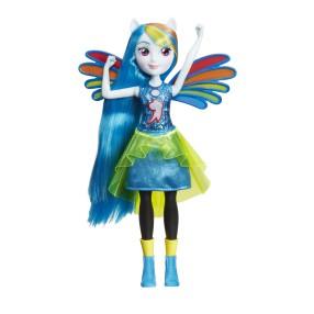 My Little Pony Equestria Girls - Moc Przyjaźni Lalka Rainbow Dash E2744