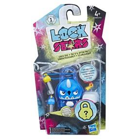 Lock Stars - Figurka Fioletowy Niebieski Rekin E3208