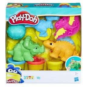 Play-Doh - Ciastolina Dino Świat E1953
