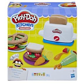 Play-Doh - Ciastolina Tostowe Szaleństwa E0039