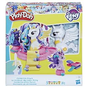 Play-Doh - Ciastolina Kucykowy Salon Piekności E1950
