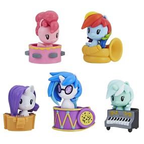 My Little Pony - Zestawy do kolekcjonowania Party Performers E2729
