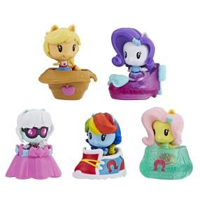My Little Pony - Zestawy do kolekcjonowania Party Style E2730