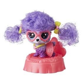 Littlest Pet Shop - Zwierzak premium Bebe La Poodle E2426