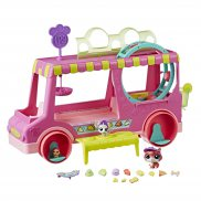 Littlest Pet Shop - Food Truck Zwierzaków E1840
