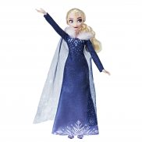 Hasbro Disney Kraina Lodu - Przygoda Olafa Lalka Elsa E2789