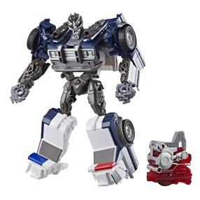 Hasbro Transformers BumbleBee - MV6 Energon Igniters Nitro Barricade E0755