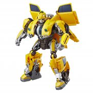 Hasbro Transformers BumbleBee - MV6 Power Charge Bumblebee E0982