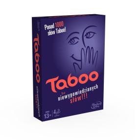 Hasbro - Taboo Tabu A4626