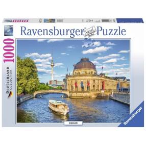 Ravensburger - Puzzle Wyspa Muzeów w Berlinie 1000 elem. 197026