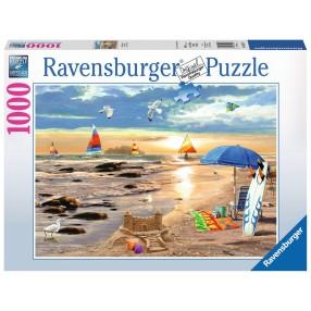 Ravensburger - Puzzle Gotowi na lato 195275