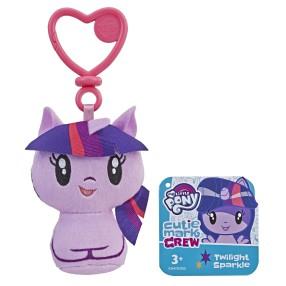 My Little Pony - Breloczek Pluszak Twilight Sparkle 12 cm E3447