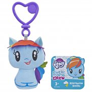My Little Pony - Breloczek Pluszak Rainbow Dash 12 cm E3444