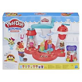 Play-Doh - Ciastolina Fabryka lodów E1935