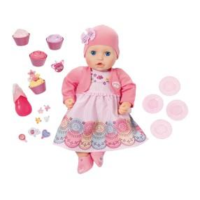 Baby Annabell - Lalka funkcyjna Dziewczynka Mój wyjątkowy dzień 700600