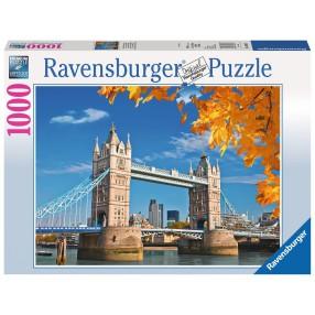 Ravensburger - Puzzle 3D Widok na Tower Bridge 196371