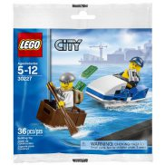LEGO City - Stoisko z Hot-dogami 30356