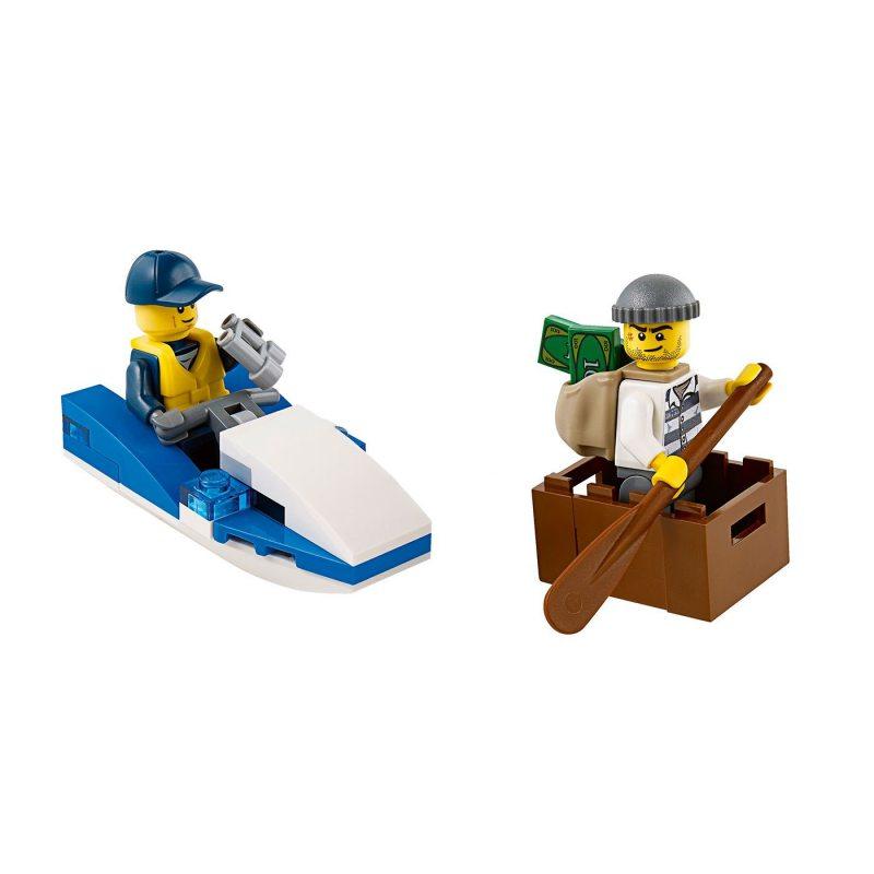 Lego City Wodna Policja 30227