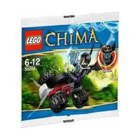 LEGO Chima - Razcal z pojazdem Double-Crosser 30254