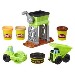 Play-Doh Wheels - Ciastolina Żwirownia E4293