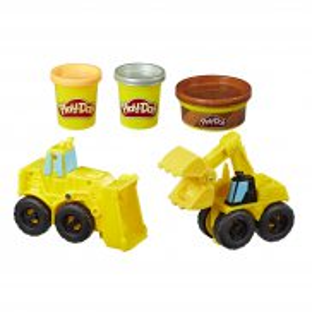Play-Doh Wheels - Ciastolina Koparka i spychacz E4294