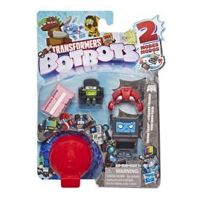 Hasbro Transformers BotBots - Figurki 5-Pak Techie Team Seria 1 E4138 01