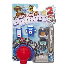 Hasbro Transformers BotBots - Figurki 5-Pak Techie Team Seria 1 E4138 02